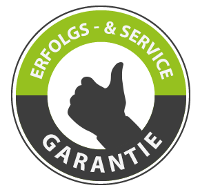 badge servicegarantie Top Service